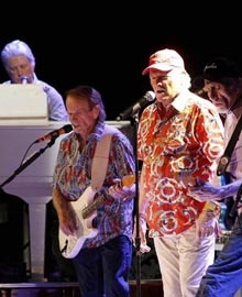 Beach Boys reunion