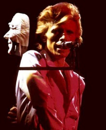 David Bowie in Cracked Actor di Alan Yentob