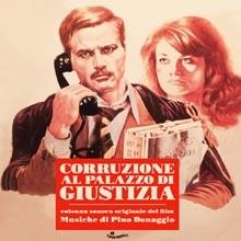 Pino Donaggio - Corruzione al palazzo di giustizia