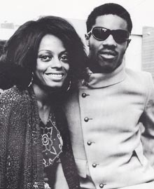 Diana Ross - Stevie Wonder