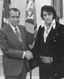 Elvis Presley - Richard Nixon