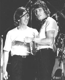 Eric Clapton - Roger Waters
