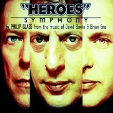 Philip Glass - Symphony No. 4: Heroes