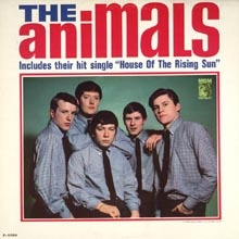 The Animals - The House Of The Rising Sun - 45 giri