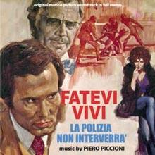 Piero Piccioni – Kidnap - Fatevi vivi, la polizia non interverrà