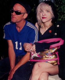 Michael Stipe - Courtney Love