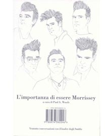 Paul A. Woods - L'importanza di essere Morrissey