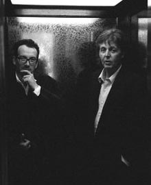 Paul McCartney - Elvis Costello