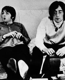 Paul McCartney - John Lennon
