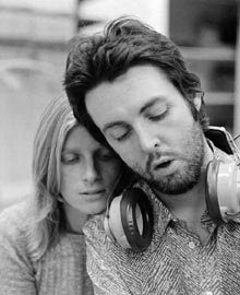 Paul McCartney - Linda Eastman