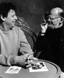 Philip Glass - Allen Ginsberg