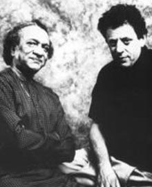 Philip Glass - Ravi Shankar
