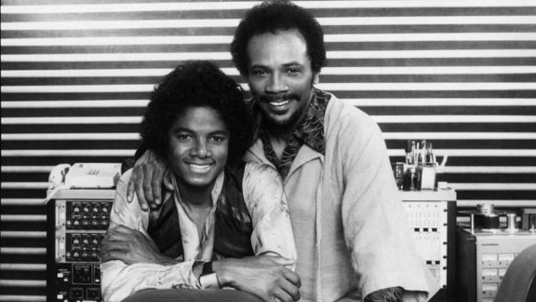 Quincy Jones - Michael Jackson - Off The Wall