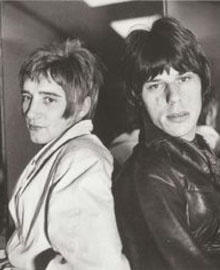 Rod Stewart - Jeff Beck