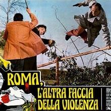 Bixio - Frizzi - Tempera - Roma l'altra faccia della violenza