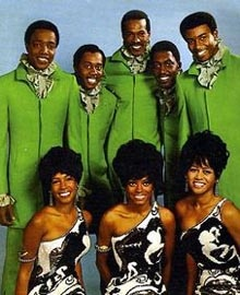 Supremes - The Temptations