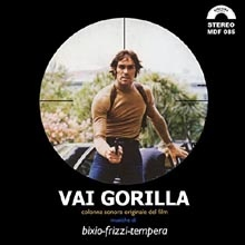 Bizio - Frizzi - Tempera - Vai gorilla