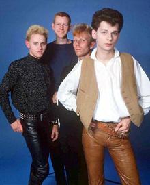 Vince Clarke nei Depeche Mode