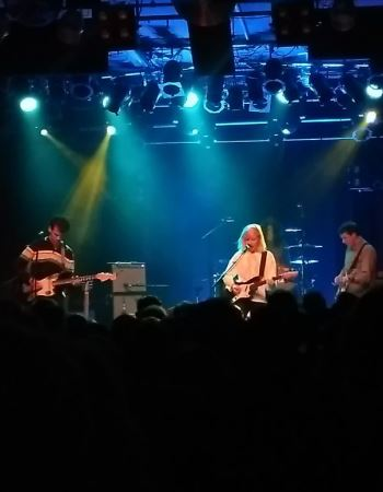Alvvays + Spinning Coin