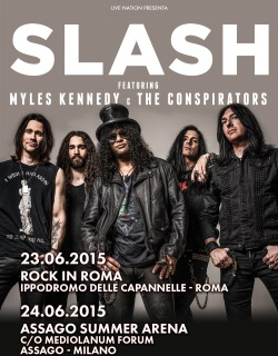 Slash + Rival Sons