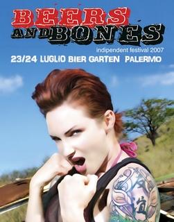 Beers And Bones Festival