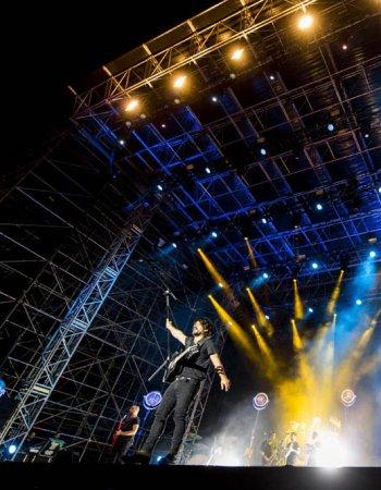 Alessandro Mannarino Postepay Sound Rock In Roma Roma Live