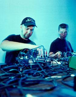 Pan Sonic + DJ Spooky