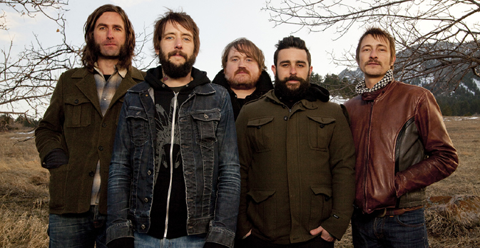 Carissa's Wierd - Band Of Horses