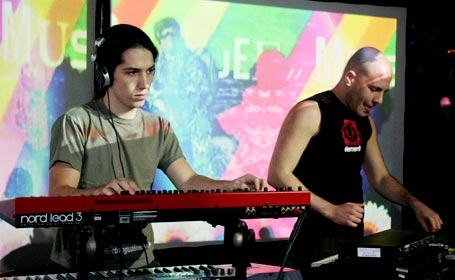 Image result for Yahel & Infected Mushroom