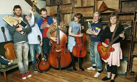 Immagine: La scena musicale Islandese