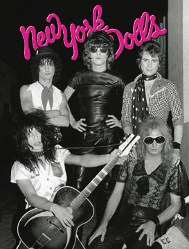 New york dolls mercury 1973