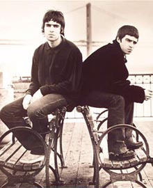 Oasis - Liam & Noel Gallagher