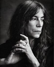 Patti Smith & Jerry Malanga