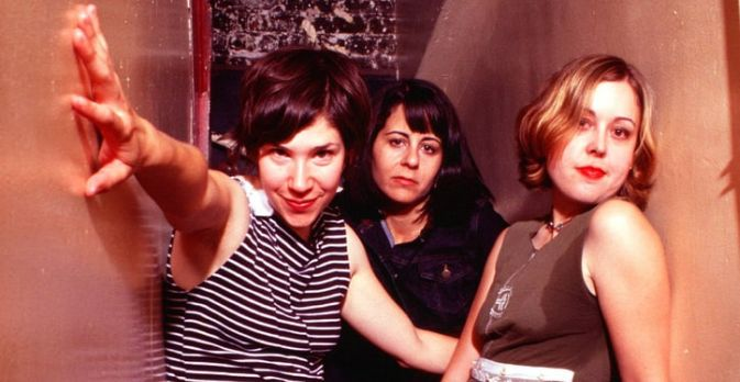Donner Party - Quasi - Sleater Kinney