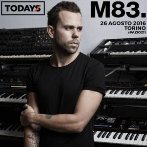 M83 data in Italia ad Agosto