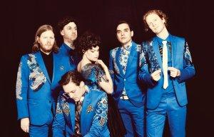 Arcade Fire in concerto il prossimo luglio a Milano e Firenze