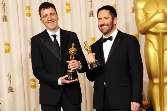 Laura Pausini e Trent Reznor si aggiudicano il Golden Globe nelle categorie musicali