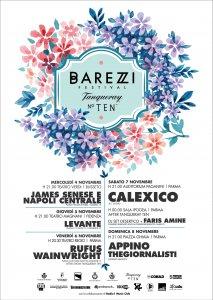 Barezzi Festival al via