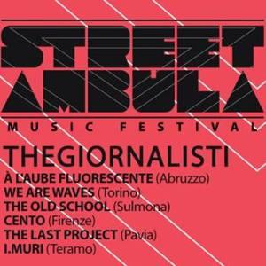Streetambula Music Festival con Thegiornalisti
