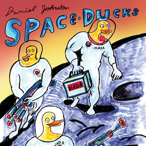 In uscita la colonna sonora di Space Ducks, di Daniel Johnston