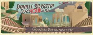 Daniele Silvestri parte con OverTour: dieci serate ospitate in storici teatri all'aperto