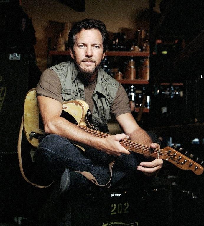 Eddie Vedder, in arrivo il nuovo album
