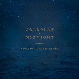 Giorgio Moroder incontra i Coldplay: il remix di
