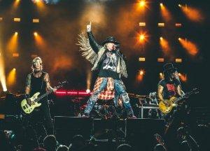 Guns'n'Roses primi headliner annunciati al Firenze Rocks 2018