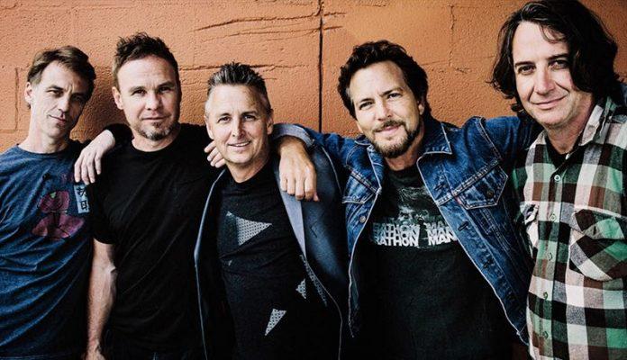 Pearl Jam: annunciato il Tour Europeo 2020. Una data anche in Italia il 5 luglio a Imola