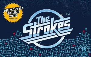 Strokes headliner al Primavera Sound 2015