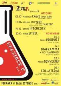 Dal 5 ottobre al 30 novembre si svolgerà a Ferrara la rassegna