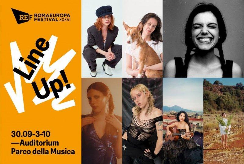 Dal 30 Settembre al 3 Ottobre il Romaeuropa Festival ospita la rassegna al femminile LINE UP!