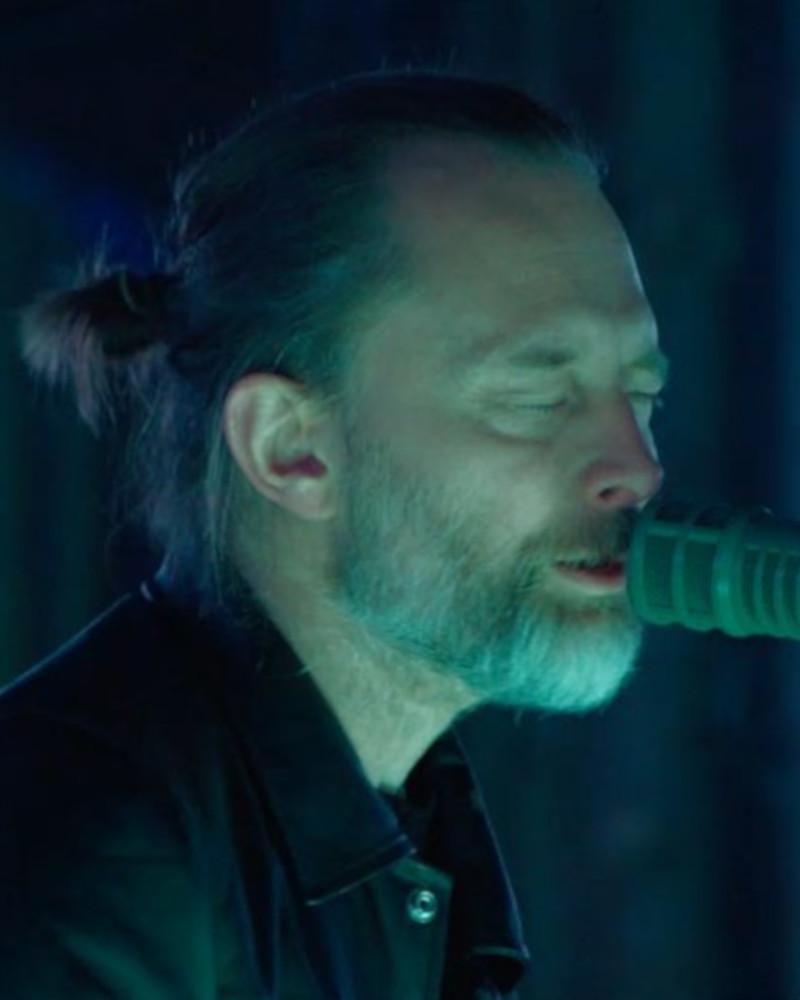 The Smile è il nuovo gruppo di Thom Yorke e Johnny Greenwood