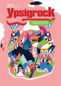 Ypsigrock 2017: annunciati i primi big in arrivo in Sicilia